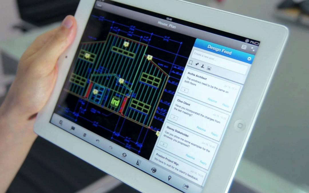 AutoCAD 360, una aplicación de dibujo y diseño para móviles