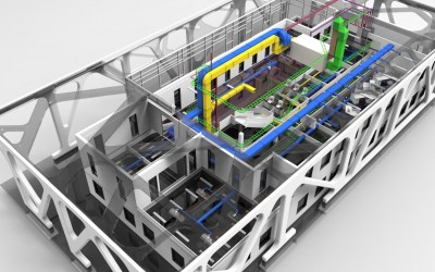 Modelado de Edificios en BIM, la solución a tus problemas de remodelación.