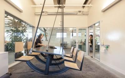 Instalan en Boston el Autodesk BUILD Space