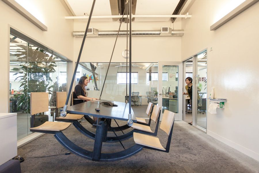 Autodesk Opens New BUILD Space For The Future Of Making Asidekes - Build a conference table