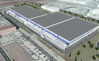 Onilsa construye el primer parque logístico en España bajo criterios BIM