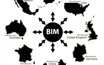 La situación del BIM en el mundo evoluciona exponencialmente
