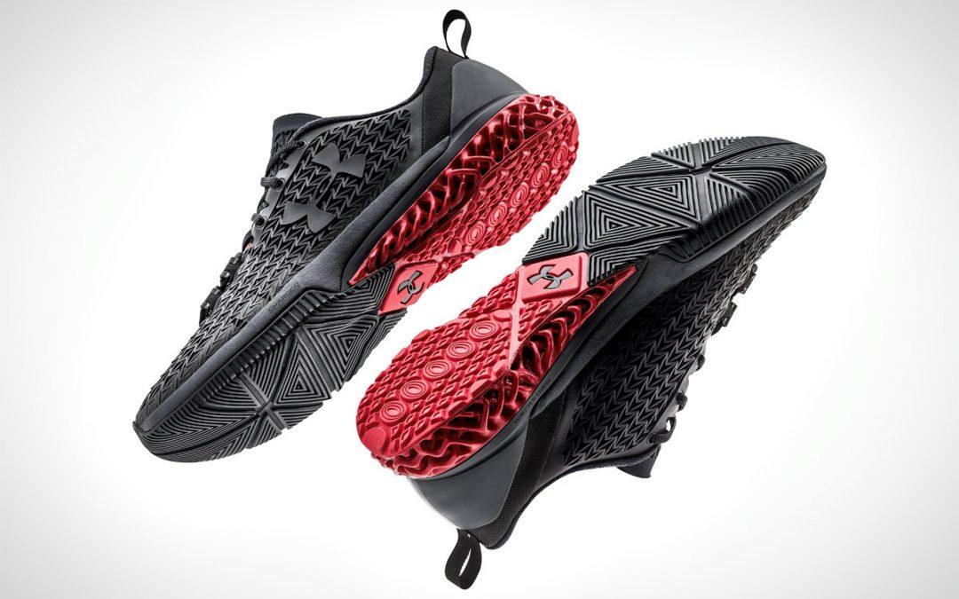 Under Armour cambia las reglas del juego del calzado usando diseño generativo y tecnología de impresión 3D