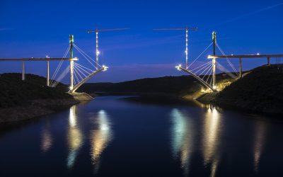 Un viaducto español recibe uno de los premios internacionales más prestigiosos de ingeniería.