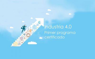 CT Formación lanza el primer programa certificado sobre Industria 4.0.