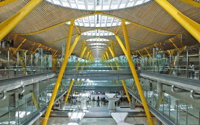Fomento aplicará la metodología BIM en los aeropuertos de Barcelona, Barajas y Mallorca.