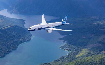 El nuevo avión comercial Boeing 787 Dreamliner tendrá piezas impresas en 3D