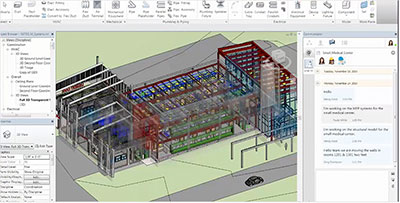 Uso compartido en Collaboration for Revit
