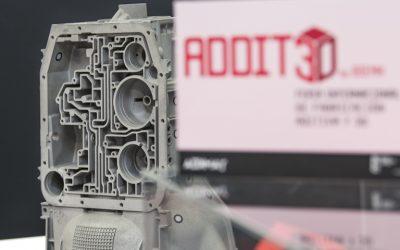 Asidek presente en ADDIT3D con las soluciones para Fabricación Aditiva y Generativa de Autodesk.