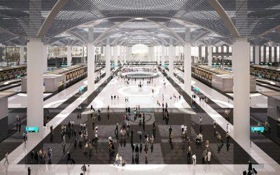 BIM para realizar el aeropuerto más grande del mundo