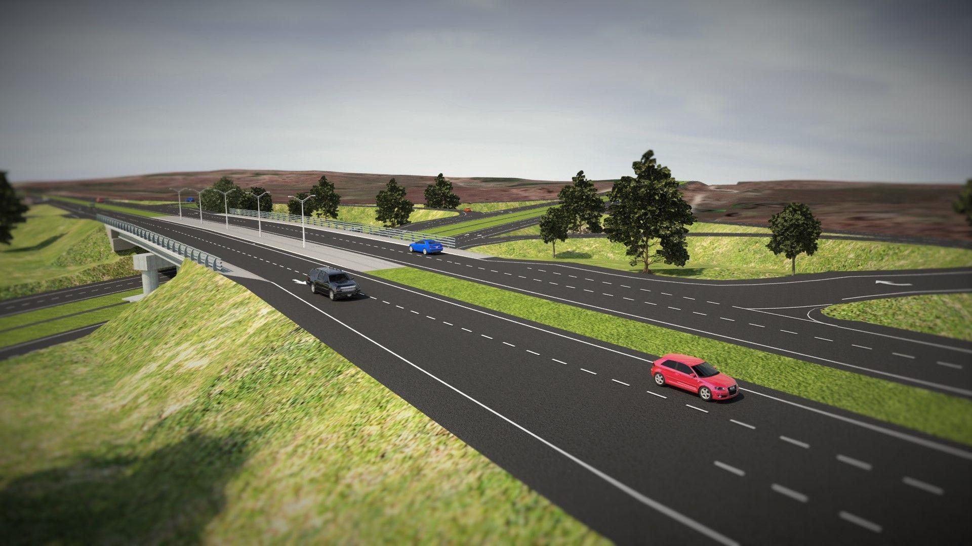 Proyecto de Carretera, de principio a fin, con Infraworks y Autocad Civil.