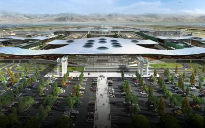 Chile invierte 700 millones de dólares en la nueva terminal internacional del aeropuerto de Santiago