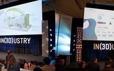 Asidek presente en In(3D)ustry con las soluciones Autodesk para Fabricación Aditiva