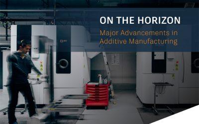 Avances en el sector de la Fabricación Aditiva – Ebook Gratuito