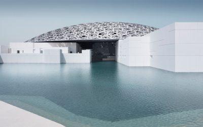 Diseño y metodología BIM en la cúpula de nuevo museo Louvre Abu Dhabi