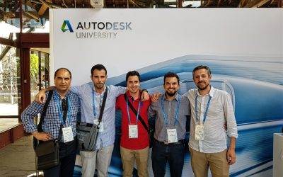 Asidek participa en la Autodesk University London 2018