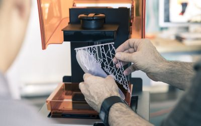 8 Ventajas de la fabricación aditiva