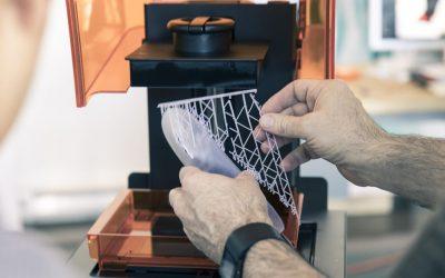 Explora 8 ventajas de la fabricación aditiva