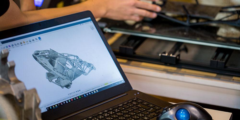 Impresión 3D y diseño generativo, una combinación ganadora
