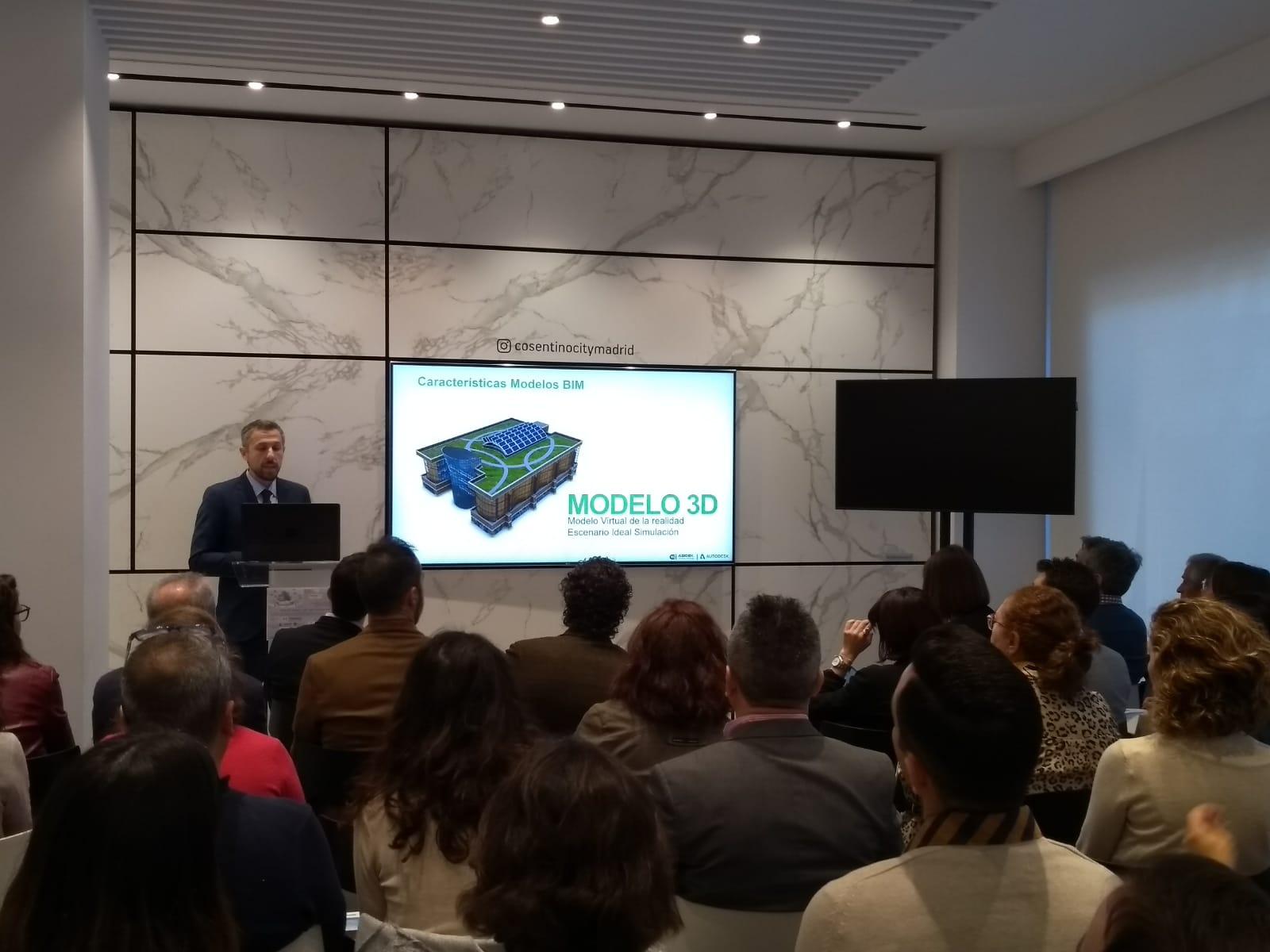 Beneficios y casos prácticos de BIM y sus aplicaciones en sostenibilidad y eficiencia energética en la Jornada BioEconomic