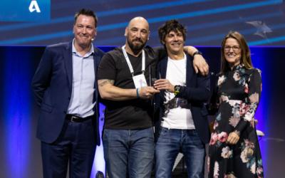 Asidek recibe el reconocimiento One Team Award que otorga Autodesk