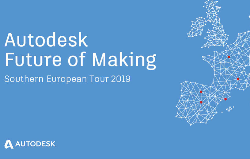 Autodesk Future of Making Tour