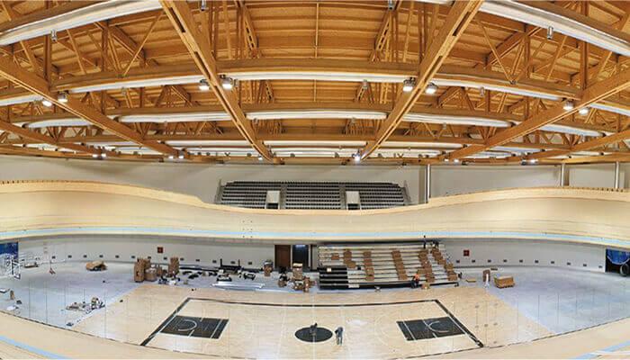 BIM para fabricantes y la construcción modular en madera de estadios