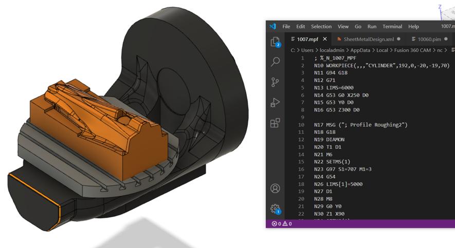 Descubriendo la fabricación mecánica en Autodesk Fusion 360
