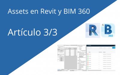 Assets: Cómo visualizar con colores en Revit y BIM 360 los activos según su estatus