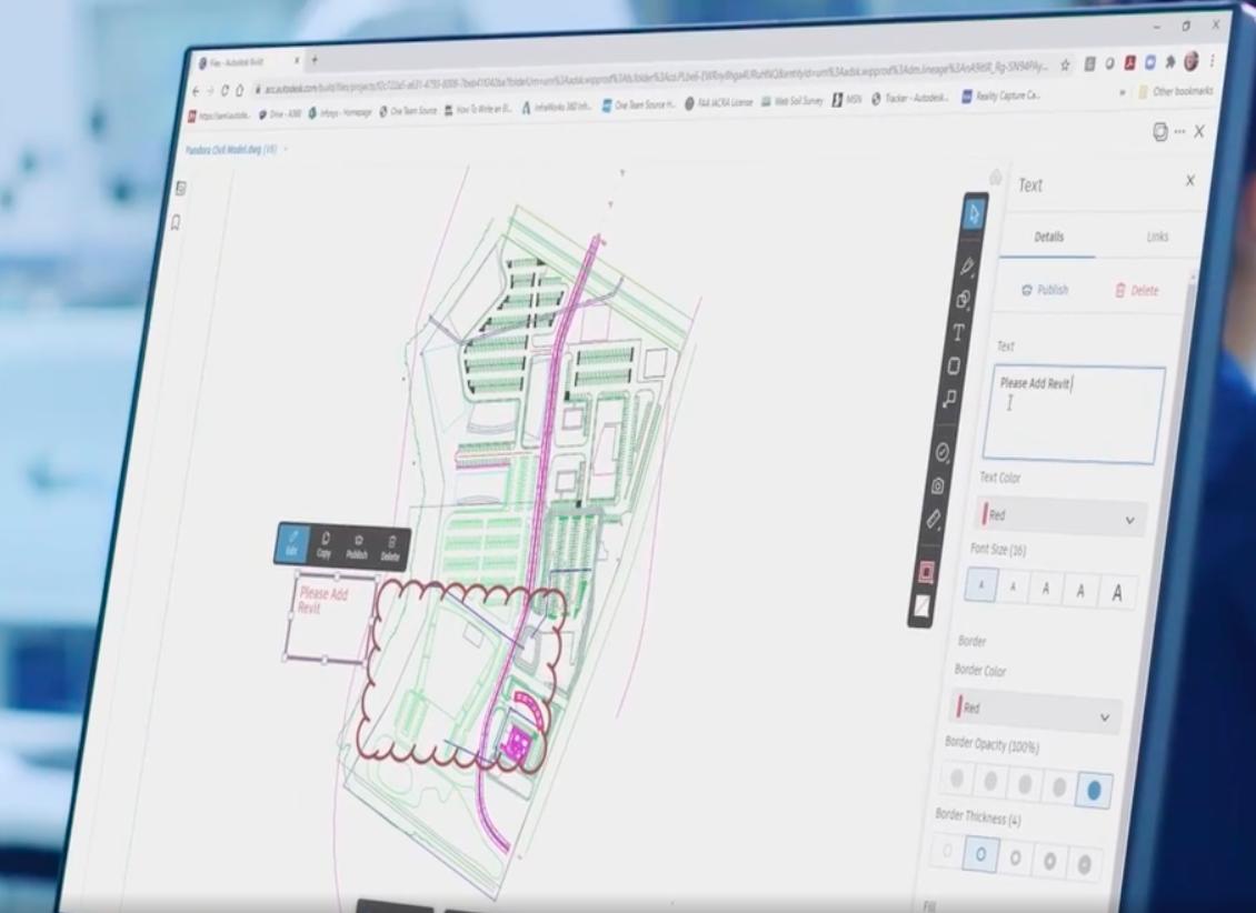 Webinar Autodesk DOCS, el nuevo software de la Collection AEC