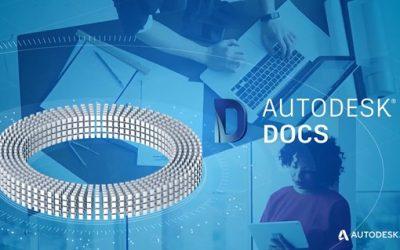 Autodesk Docs, software para la gestión de documentos basada en la nube