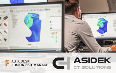 Asidek obtiene la acreditación para Fusion 360 Manage