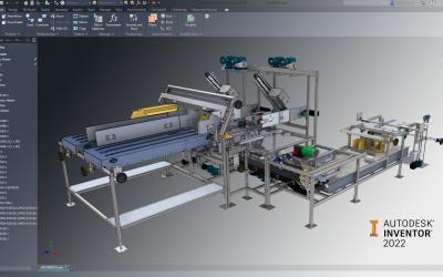 Herramientas destacadas de Autodesk Inventor 2022