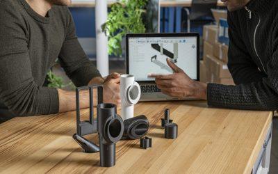 Fusion 360: las ventajas del espacio de fabricación aditiva