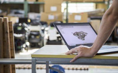 Introducción a los estados del modelo, la mayor novedad de Inventor 2022 en Autodesk University